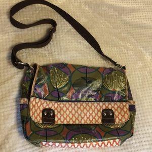 Fossil Keyper messenger bag